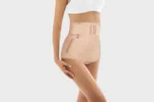 Postnatal Bandage. Medical Compression underwear. Orthopedic bandage underpants for lowering of the pelvic organs. Postpartum liposuction Belly Bandage.